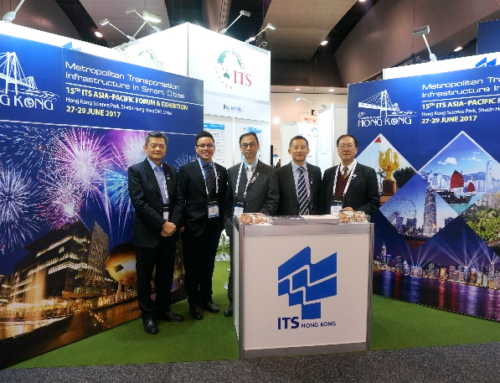 ITS-HK Exhibits in the ITS World Congress 2016